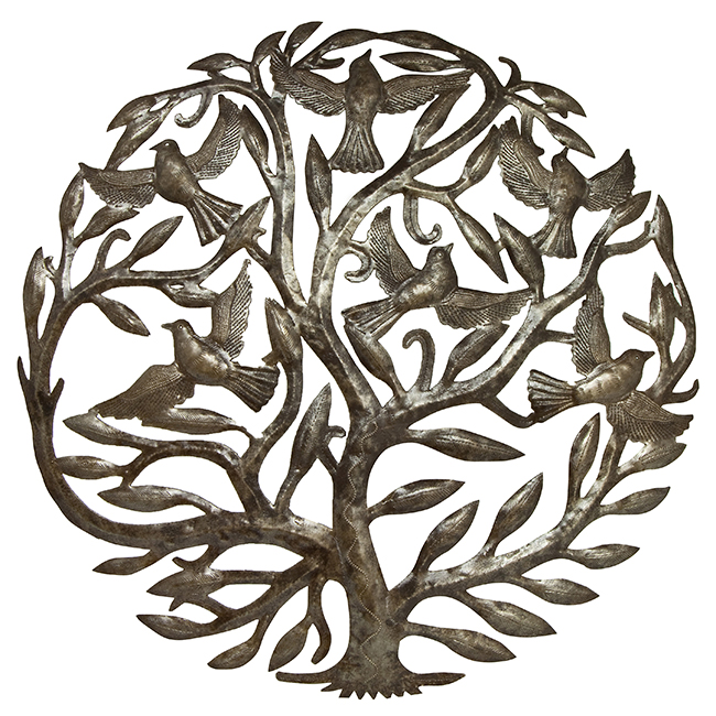 Company Store » Gifts »Tree of Life Wall Art (back to order page)